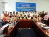 """Hội thảo khoa học """"Giải pháp nâng cao chất lượng thực tập tốt nghiệp của sinh viên ngành Kế toán tại trường đại học Lao Động – Xã Hội CSII"""""""