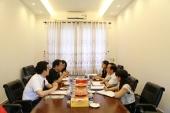 PHÁT TRIỂN HỢP TÁC VỚI ĐH KYUNGSUNG, HÀN QUỐC