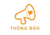 THÔNG TIN TUYỂN SINH NĂM 2018